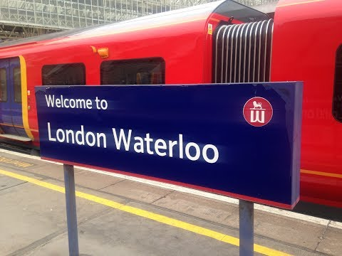 Full Journey on South Western Railway (Class 707) - Waterloo to Waterloo (via Richmond and Hounslow)
