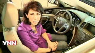 2012 Buick Enclave: Expert Car Review by Lauren Fix