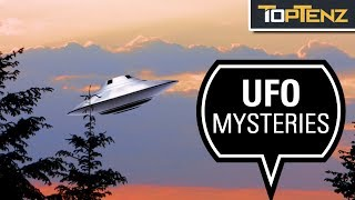 Gambar cover 10 Cases From Project Blue Book: The CIA's Hunt For UFOs