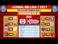 Jadwal Liga 1 2021 Pekan ke 8 - Persib vs PSS - Madura United vs Persija - Live Indosiar