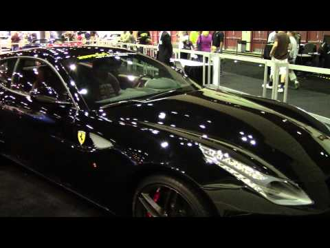 Ferrari FF Most Powerful Production Four Seater!