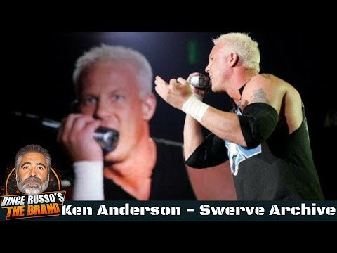 Mr. Kennedy Ken Anderson Shoot Interview w/ Vince Russo - Swerve Archive