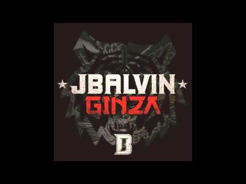 J Balvin - Ginza (HQ) + Descarga