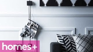 Diy Project: Magazine Holder Display - Homes+