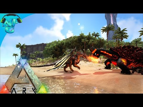 ARK Survival Evolved  - Annunaki Genesis - Gathering the last of the Essence! Modded S2E31