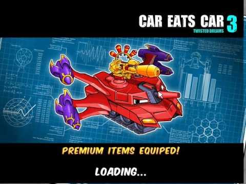Flash игра Хищные машины 3 Искажённые мечты 5 серия