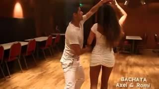 Axel & Romina sensual climax version bachata of Usher