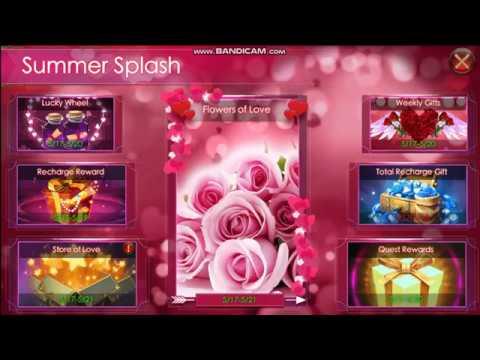 Summer Splash Consume 40k Diamonds Boost 140m Br - Legacy Of DIscord