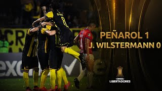 Peñarol vs. Jorge Wilstermann [1-0] | RESUMEN | CONMEBOL Libertadores 2020
