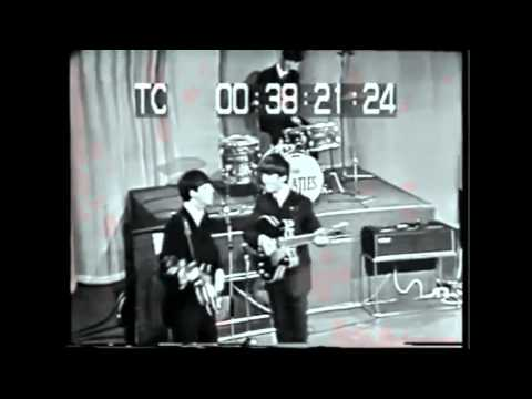 The Beatles - She Loves You, live at the Royal...