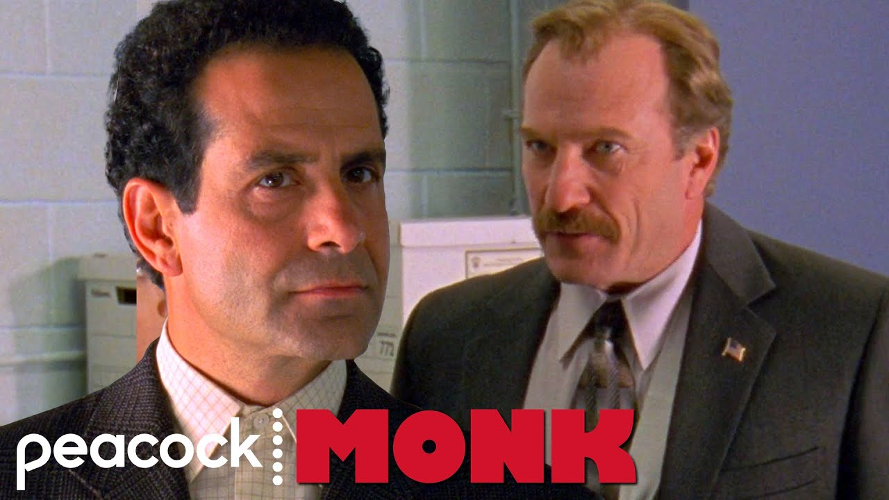 Download Captain Stottlemeyer Unsuccessfully Tries to Lie | Monk
