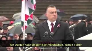 Viktor Orban spricht verbotene Wahrheiten der EU aus - über die Flüchtlingskrise