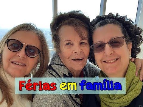 Vlog SANTIAGO DO CHILE - férias em família - Didi Tristão