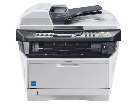 """How to scan document from photocopier""""KYOCERA ECOSYS M2030dn"""" to usb"""