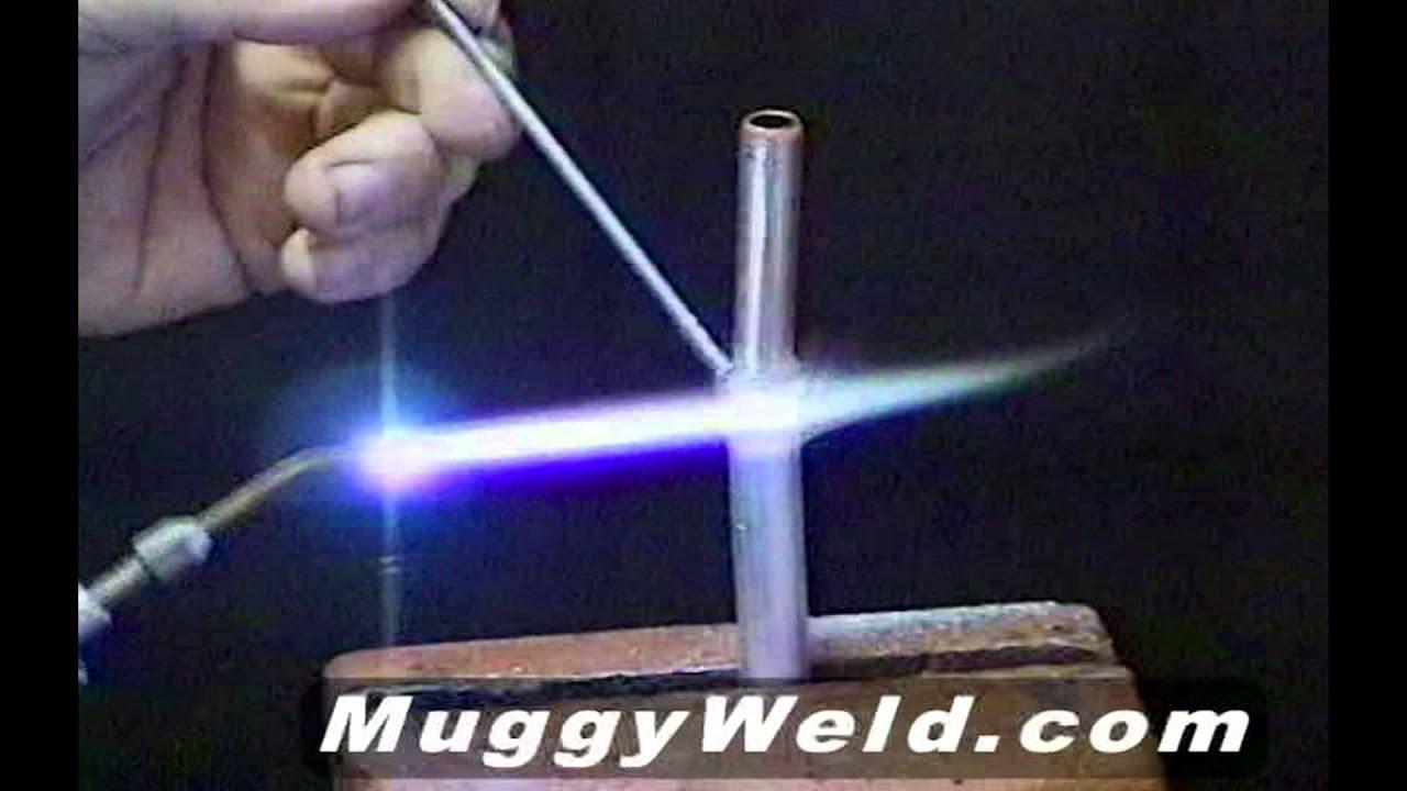 Cómo Soldar Tubos De Cobre A Aluminio Muggy Weld