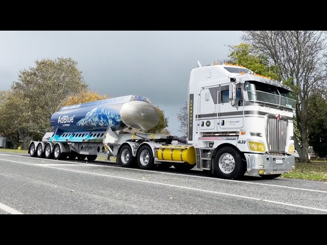 New Zealand Trucks Out and About | Ep. 3