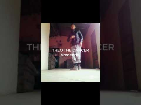 THEO THE DANCER VREDENDAL
