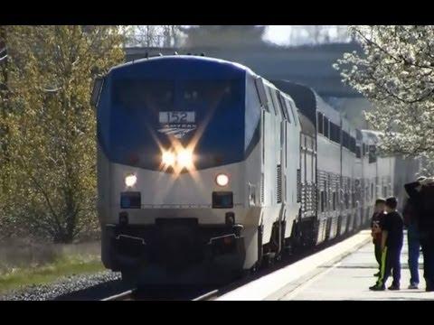 HD Waiting for the Amtrak Coast Starlight (new)