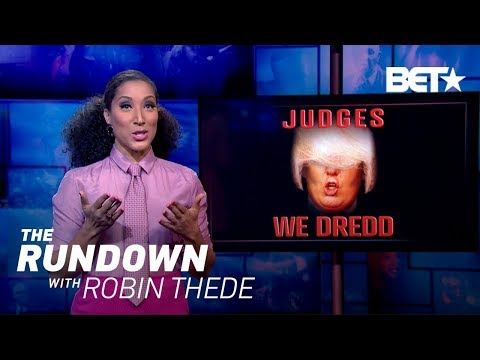 We Nominate Judge Mablean! | The Rundown With Robin Thede