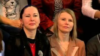 SegodniaVecherom 20121201  pugacheva i kormuhina