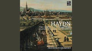 String Quartet in D Major, Op. 33 No. 6, Hob. III: 42: III. Scherzo - Allegretto