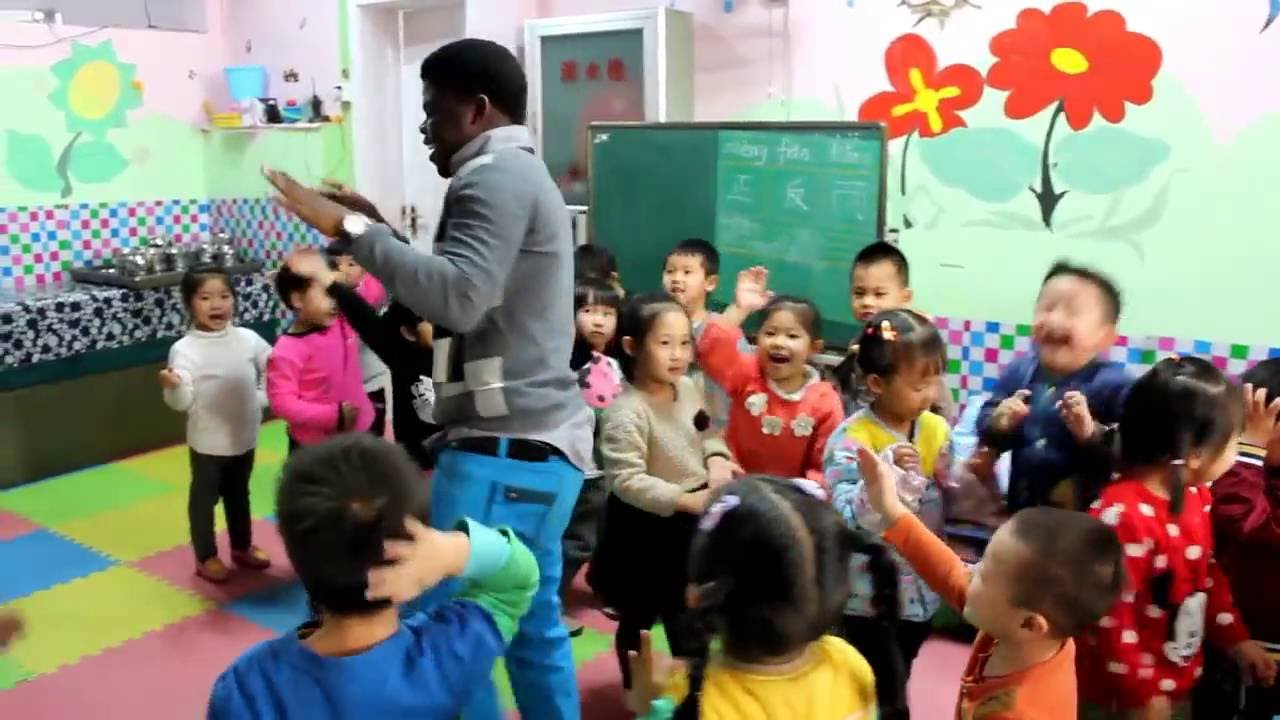 being black in china and dating