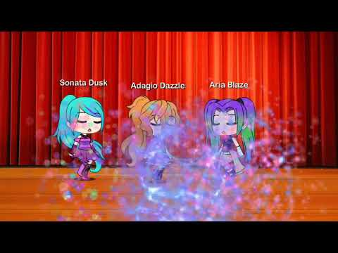 Welcome To The Show Equestria Girls