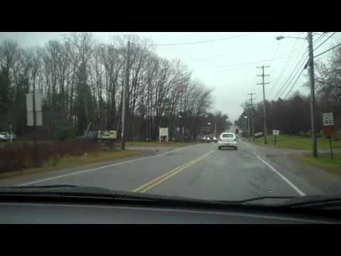 2012 Honda Fit Test Drive South Portland Maine Youtube