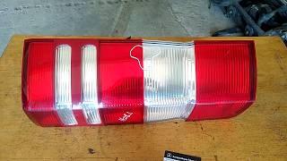 Фонарь задний левый дефект Мерседес Спринтер 906 A9068202100 A9068200164 купить дешево