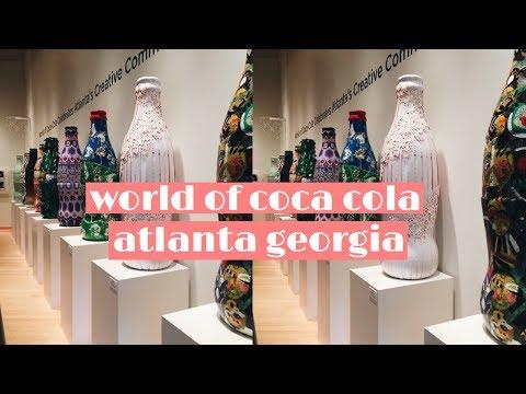 THE WORLD OF COCA COLA | Atlanta 2017