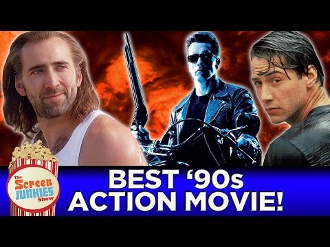 Best '90s Action Movie!