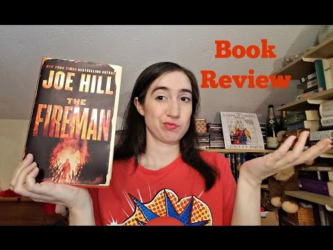 Spoiler Free Book Review: The Fireman by Joe Hill