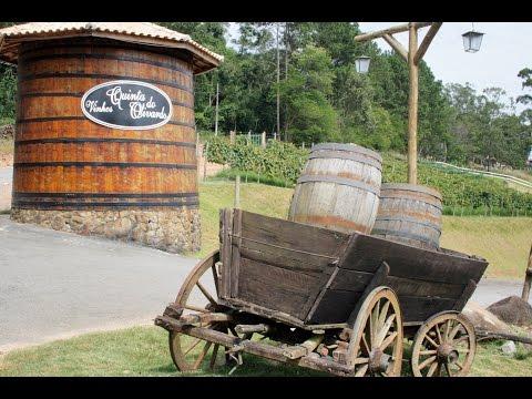 São Roque  - SP - Roteiro do Vinho Parte 1 -Quinta do Olivardo