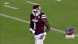De'Runnya Wilson vs LSU 2015