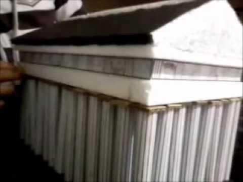 partenon replica fiel de maquete - YouTube