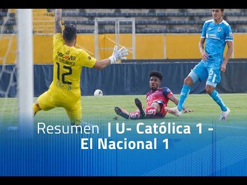 U. Catolica El Nacional Goals And Highlights