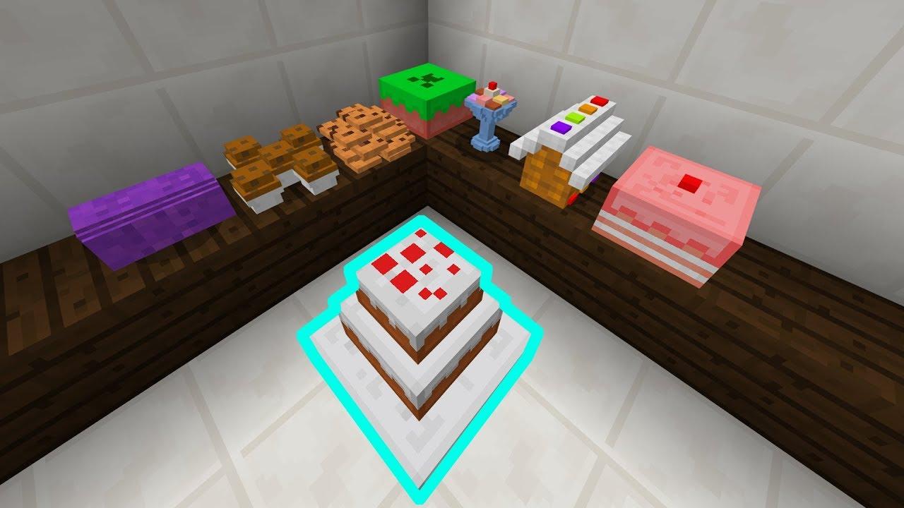 что делать с тортом в майнкрафте #8