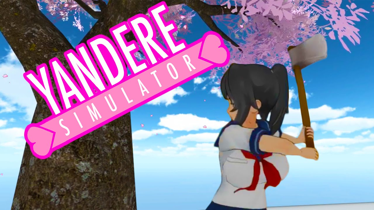 Worksheet Chopped Down Cherry Tree can we chop down the cherry tree yandere simulator ep 57 gameplaywalkthroughletsplay