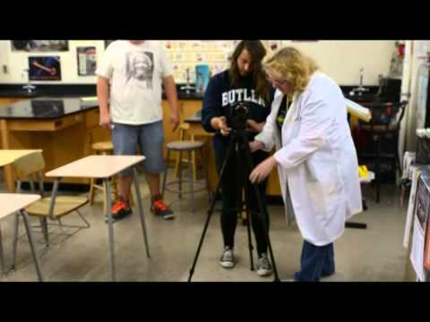 LPHS Forensic Science Photography Pre-Lab - YouTube