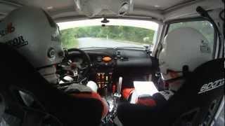 Rallye Hořovice 2012  RZ3