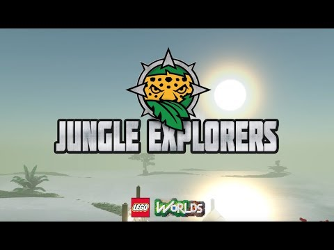 JUNGLE EXPLORERS - Brand New FREE Content for LEGO Worlds