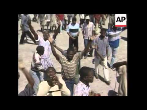 Rebels led by Guy Phillipe march on Haitian capital