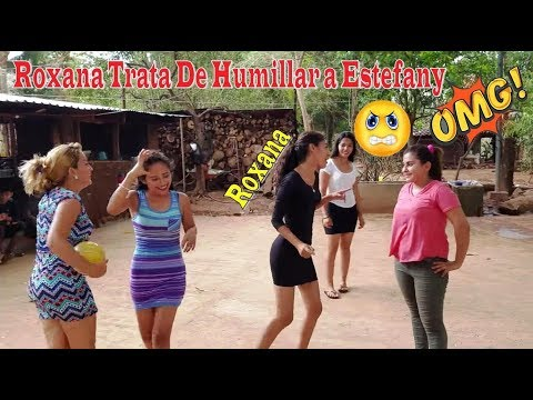 4- Roxana Trata De Humillar a Estefany  - Compartiendo Con La familia De Briseyda Parte 4