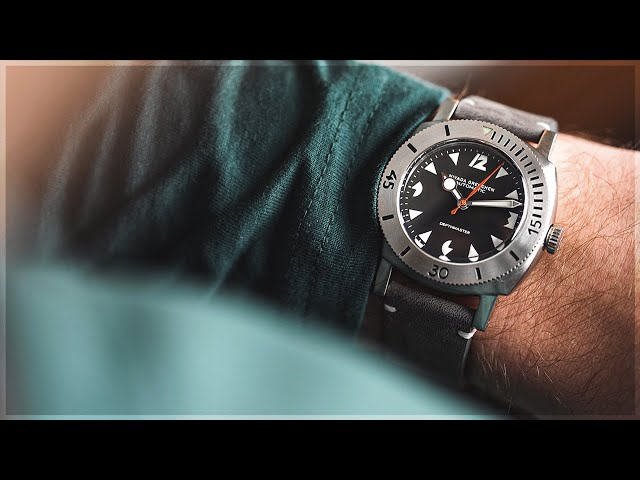 The Nivada Grenchen Depthmaster | First Look With WatchGecko
