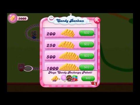 Candy Crush Saga Altın Hilesi #AhmeTv#