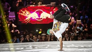 Giroshi VS Ztimpy - Red Bull BC One Latin America Final 2015