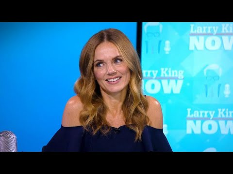 Geri Halliwell on George Michael's passing, legacy | Larry King Now | Ora.TV