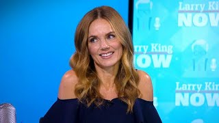 Geri Halliwell on George Michael's passing, legacy   Larry King Now   Ora.TV