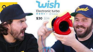 We Bought the Dumbest Car Products on Wish.com
