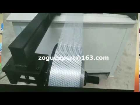 Air Filter Core Making Machine - Spiral Type
